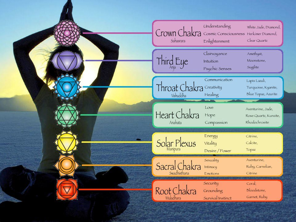 Chakra Mind Body Soul Wellness Center Llc